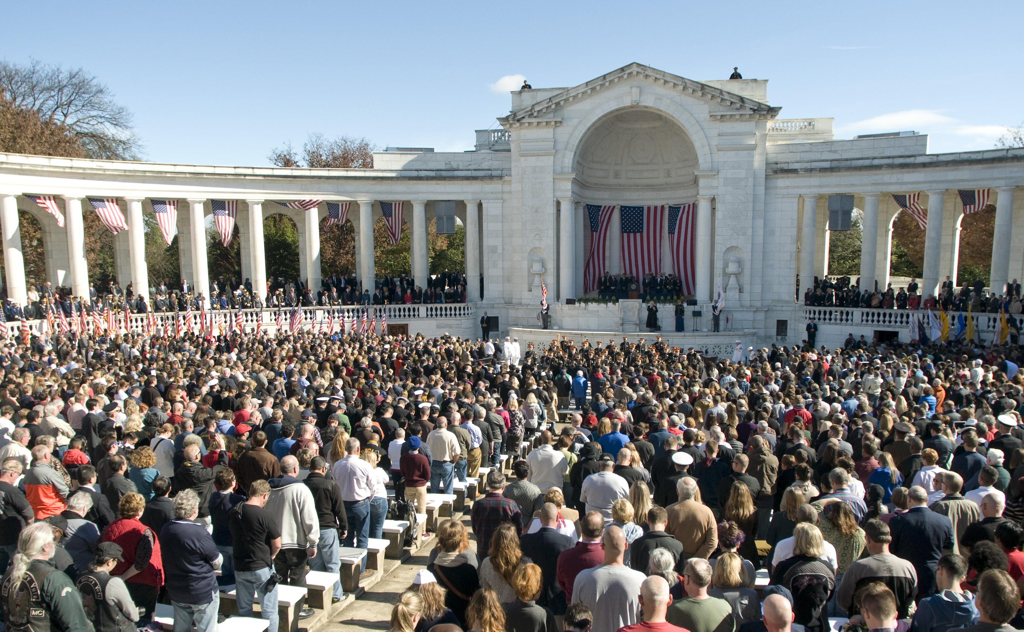 "Trump Admits He Should Have Visited Arlington On Veterans Day – Says He Was Busy ""Making Calls"""