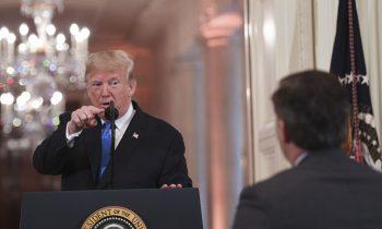CNN Beats Trump – Judge Orders Administration To Reinstate Press Credentials