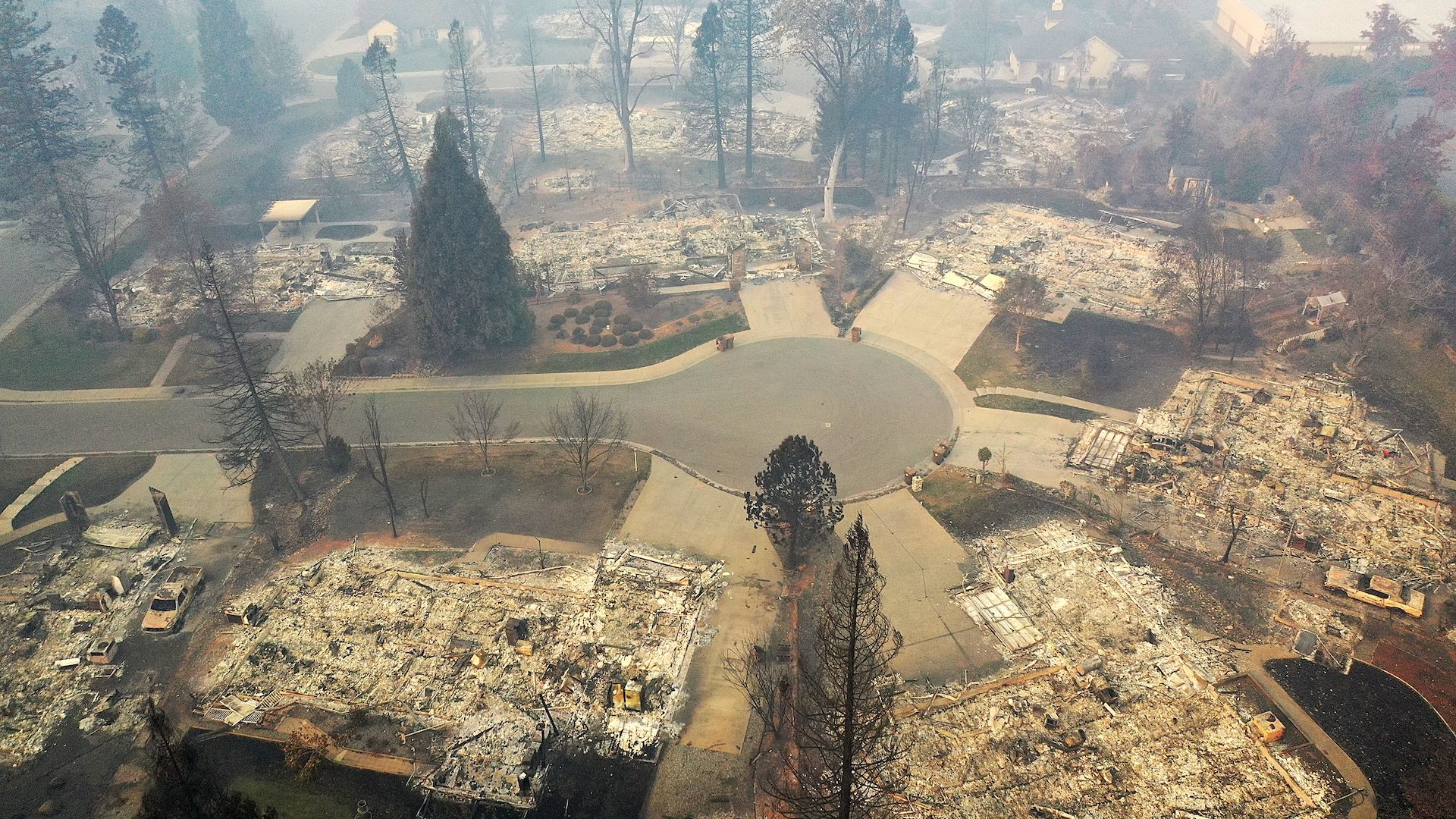 """CALIFORNIA: 63 Dead, 631 Missing – Trump Says """"Maybe"""" Climate Change A Factor"""