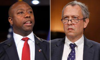 GOP Sen. Tim Scott Sinks Trump Judicial Nominee – Racist Voting Rights Record At Issue