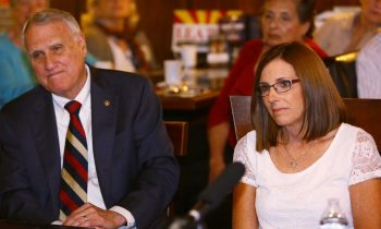 ARIZONA: McConnell Pushing Ducey To Pick McSally When Kyl Steps Down