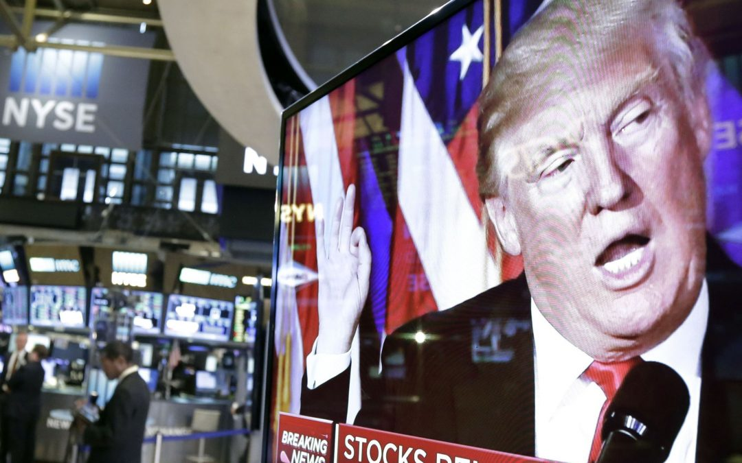 Dow Jones PLUNGES – Erases ALL Gains Since Jan '18 – Trump's China Trade Rhetoric Blamed