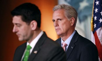 A New GOP Leader In The House – Kevin McCarthy Will Lead Minority Party