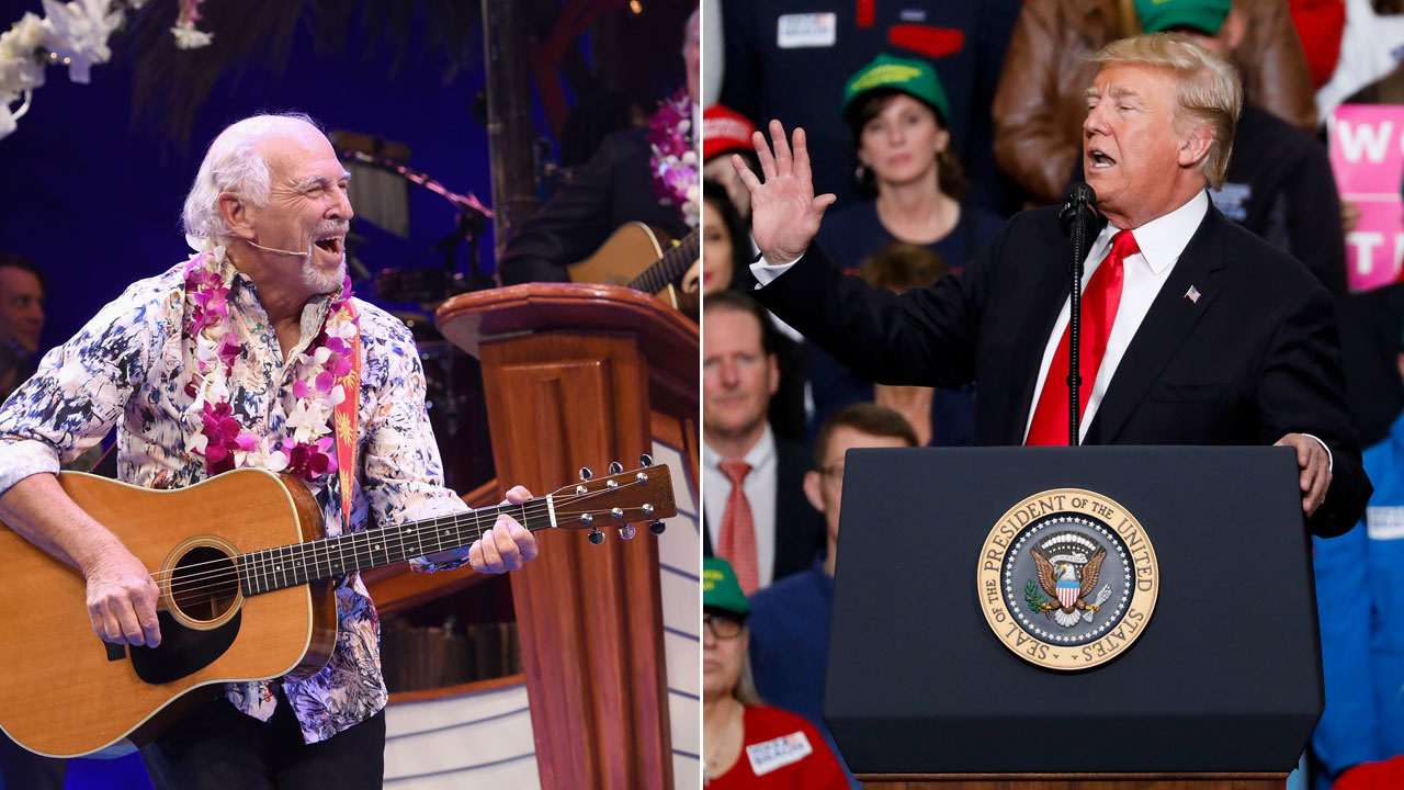 "It's A Blue Wave In ""Margaritaville"" – Jimmy Buffett Slams Trump & Republicans In Florida"