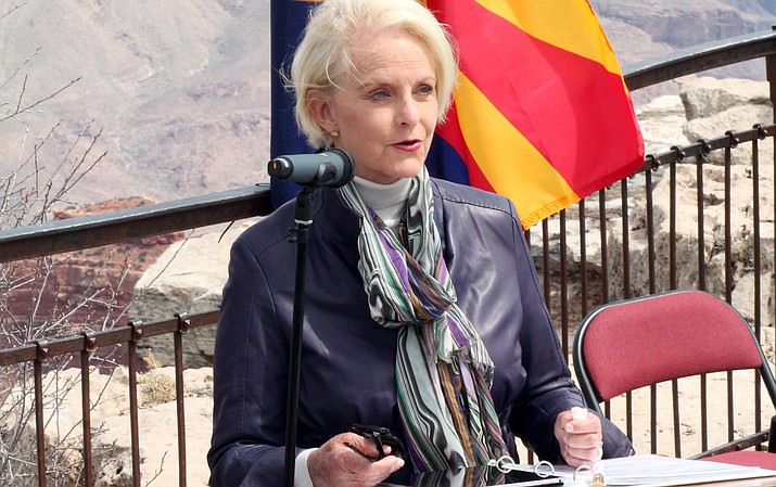 Cindy McCain Rips Arizona GOP As They Attempt To Stop Votes