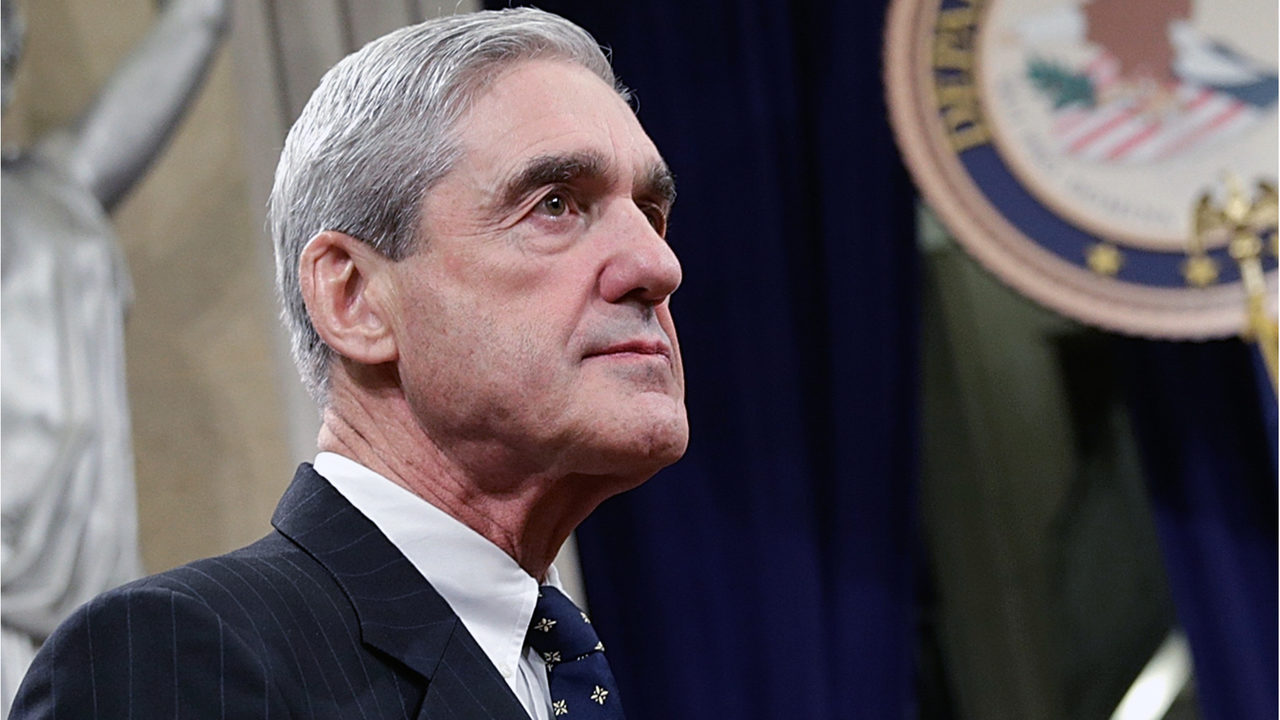 Republicans Block Bipartisan Bill Protecting Special Counsel Robert Mueller