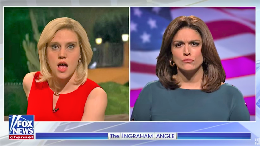 """The Caravan Is Coming! The Caravan Is Coming!"" – SNL Election Open Ridicules Fox News Coverage"