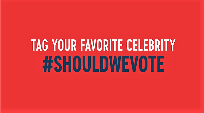 Comedy Central Mocks Celebrities Telling You To Vote In Instant Classic Ad