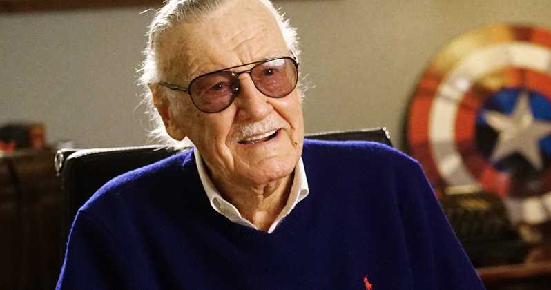 Stan Lee, Legendary Comic Book Writer, Dies At Age 95