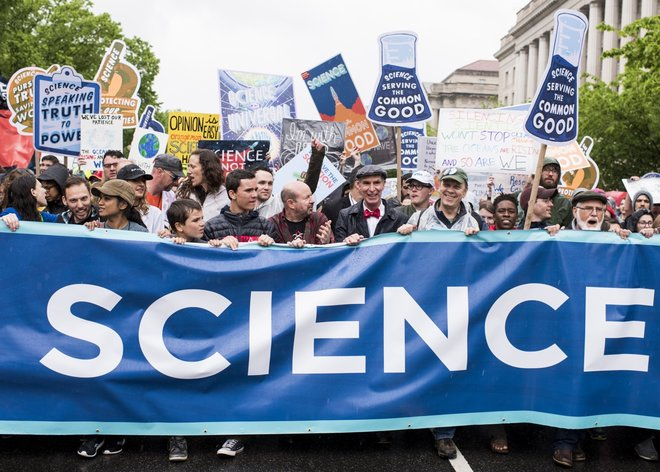 Here Come The Scientists – Congress Gains 9 Of Them In January