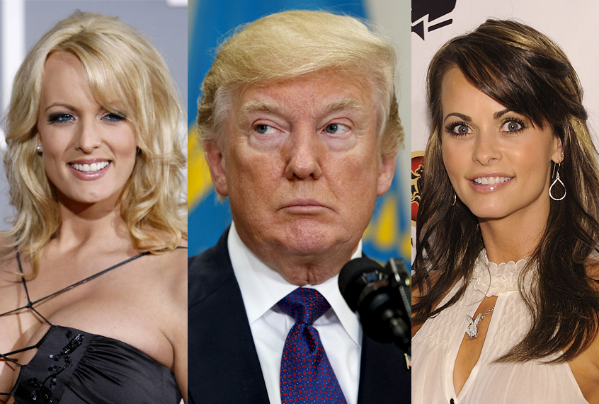 WSJ: Trump Lied – Had Central Role In Cash Payoffs To Both Porn Star & Playboy Model