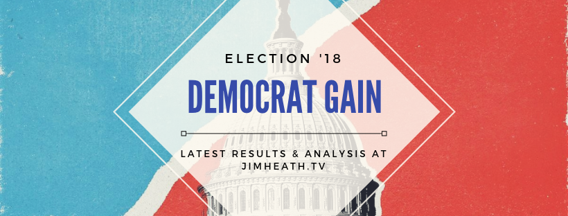 ELECTION ALERT: Democrats Pick Up Senate Seat In Nevada