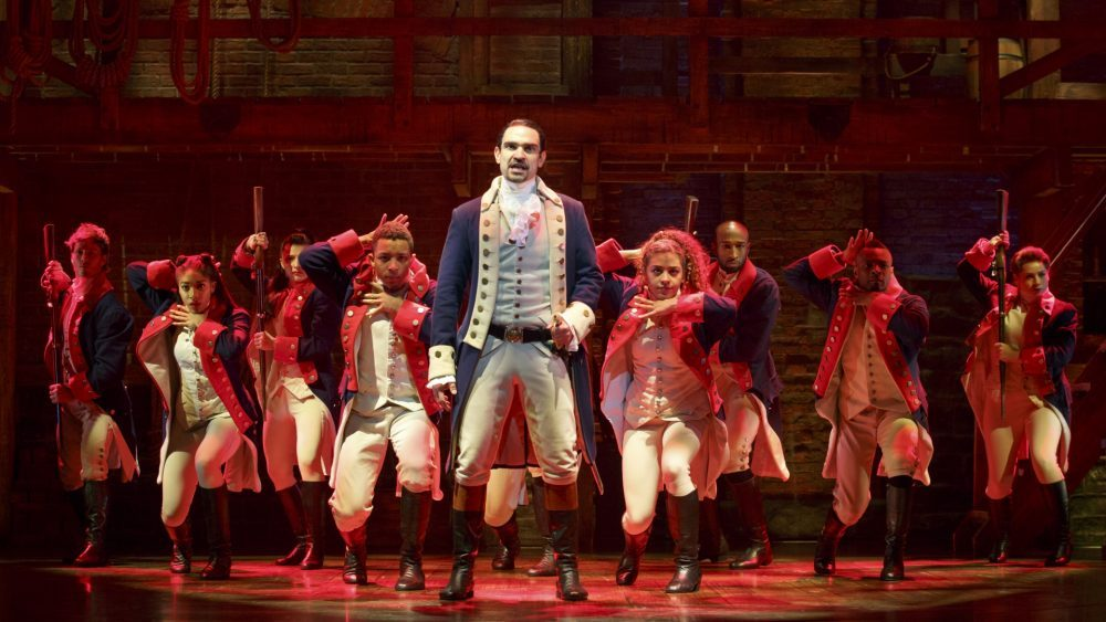 """""""Text Less. Vote More!"""" – Cast Of Hamilton Wants You To Hear This New Song Before Tuesday"""