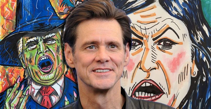 From Ace Ventura To The Mask To Dumb & Dumber – Jim Carrey Now Focuses On Opposing Trump