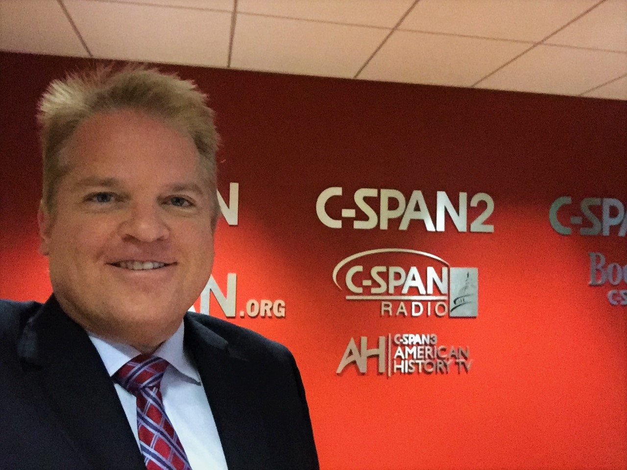 Jim Heath Back On C-SPAN2 Book TV This Saturday, Nov 3