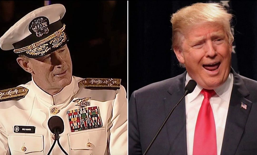 Navy SEAL Who Led Bin Laden Raid Fires Back At Trump Who Derides