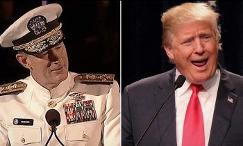 Navy SEAL Who Led Bin Laden Raid Fires Back At Trump Who Derides Effort