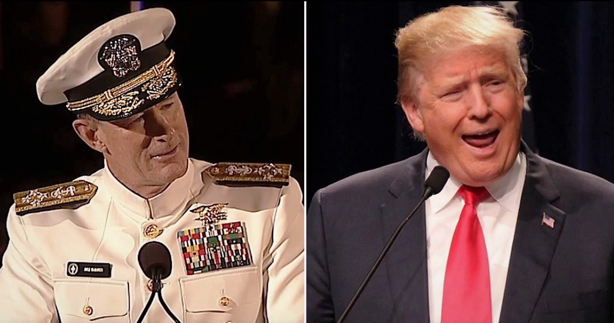 Navy SEAL Who Led Bin Laden Raid Fires Back At Trump Who Derides Effort