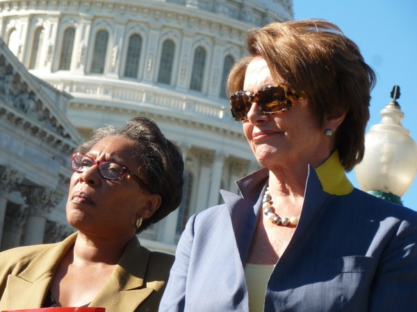 Fudge Backs Pelosi For Speaker – Conservative Democrats Still Haven't Found Candidate To Oppose Her