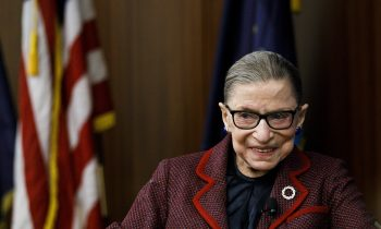 Americans Offer To Donate Their Own Ribs As Justice Ruth Bader Ginsburg Recovers From Accident