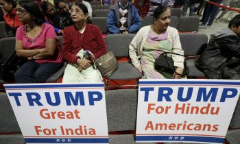 Trump Forgets Hindus When Tweeting About Hindu Holiday