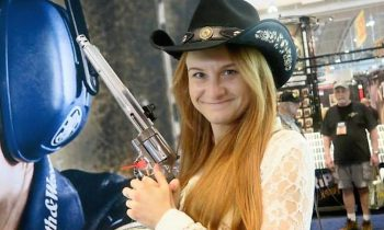 Russian Agent Maria Butina To Plead Guilty – Participated In Kremlin Attempts To Influence NRA