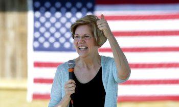 ELECTION 2020: Sen. Elizabeth Warren Launches Bid For The White House