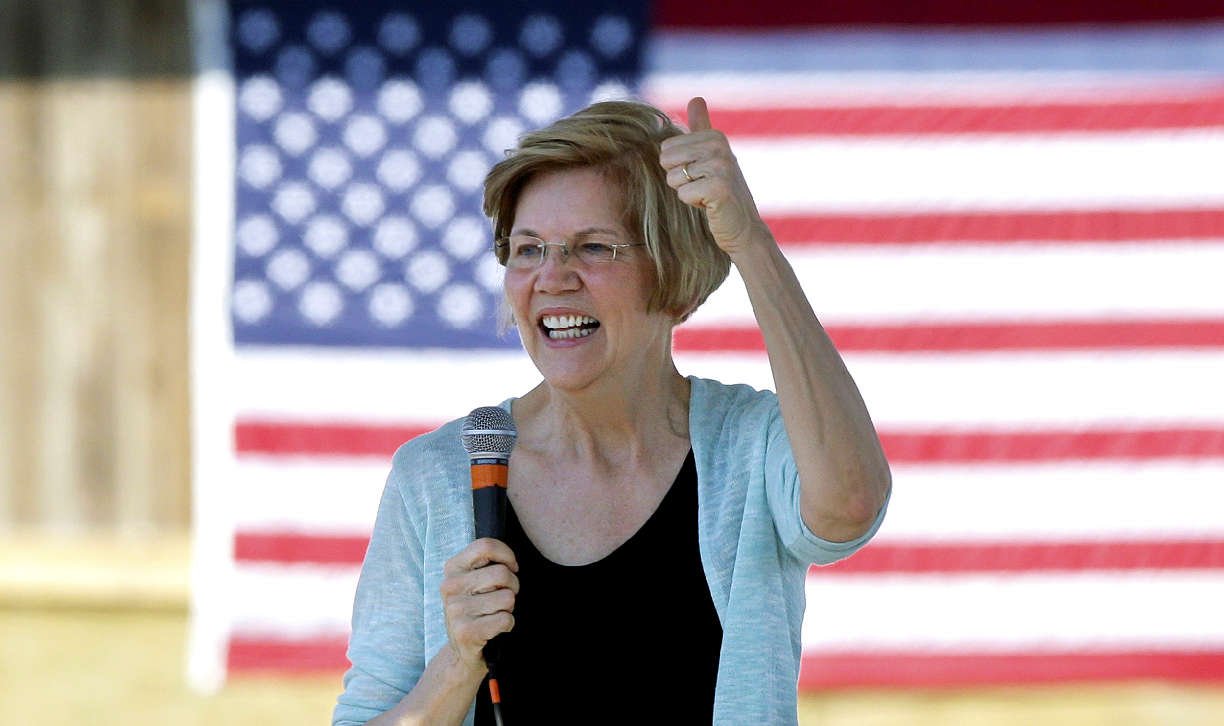 ELECTION 2020: Sen. Elizabeth Warren Launches Bid For The White House