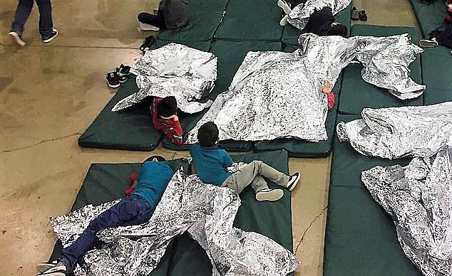 8 year old boy dies on christmas at the border in american custody