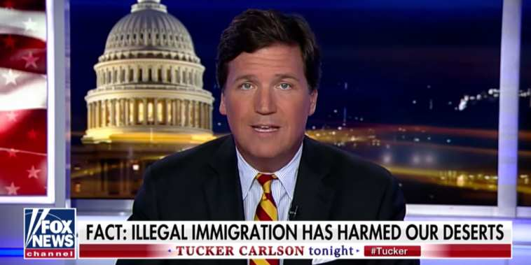 More Advertisers Drop Tucker Carlson – List Now Up Over 20 Companies
