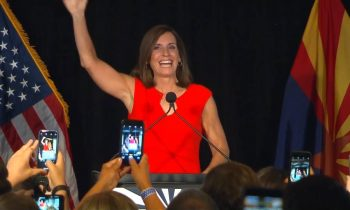 ARIZONA: McSally Lost, But Still Wins – Appointed To Fill McCain's Seat In Senate