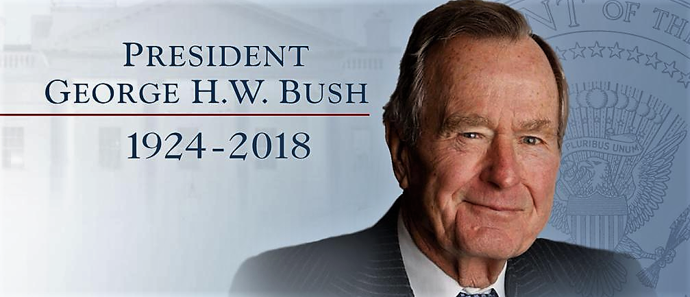 The Funeral Of America's 41st President George Bush – Official Program & Information