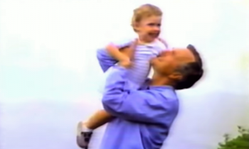 Bush's Convention Intro In  '88 Was Best Ever – Featured Experience, Reagan & Family