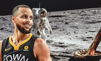 NBA Superstar Stephen Curry Claims Moon Landing Was Fake – Insults Astronauts, NASA Responds