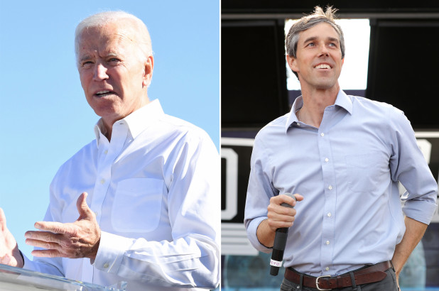 2020: Biden Leads First Iowa Poll For Dems, But Beto Is Coming Up Fast