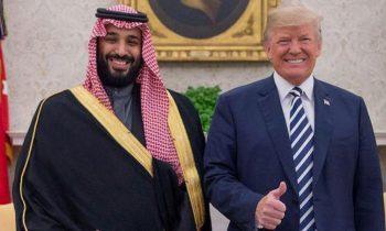 Saudi Arabia & Trump Take Victory Lap – Senate Fails To Override Veto Stopping Weapon Sales