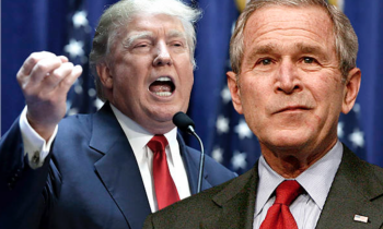 "Trump Advocated For Impeachment Of George W. Bush – Blamed Him For ""Lying"" About Iraq"