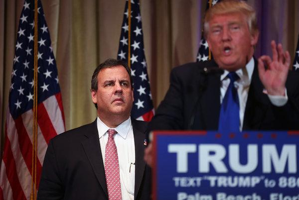 "Chris Christie Eviscerates Trump Team In New Book – ""Revolving Door Of Deeply Flawed Individuals"""