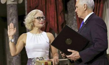 Sinema Takes Oath On Constitution – Not Bible – Will Not Confirm She's An Atheist