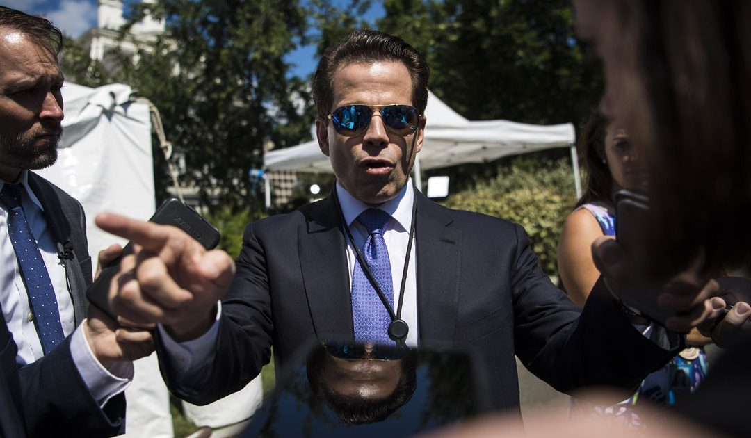 Anthony Scaramucci Headed To Celebrity Big Brother? Would Follow Omarosa From Trump White House