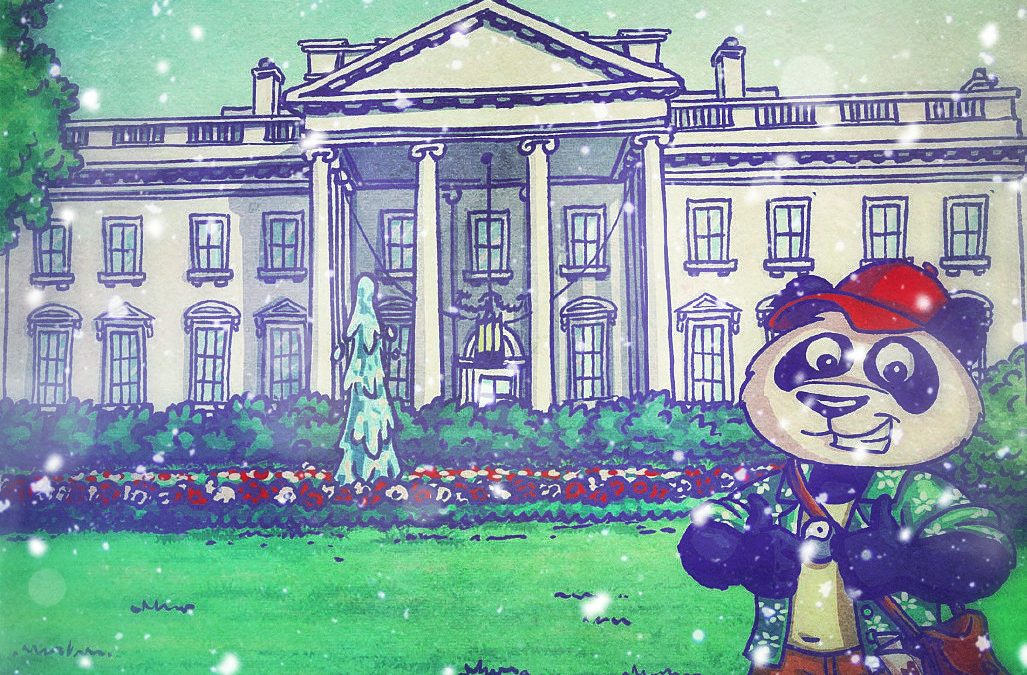 This Christmas, Get Kids Ready For Election 2020 With MYLO THE PANDA