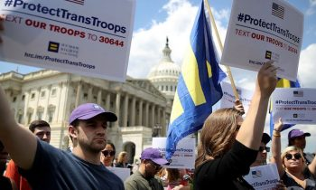 Conservatives On Supreme Court Side With Trump – Restrictions Continue On Transgender In Military