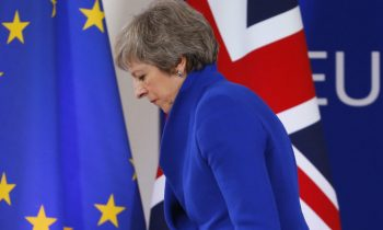 PM May's Leadership Tanks In UK – Humiliating Defeat On Her Brexit Plan