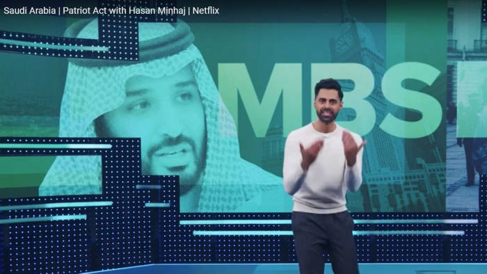 Netflix Caves To Saudi Royalty – Pulls Show Critical Of Kingdom & Brutality