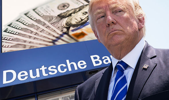 Image result for deutsche bank and trump investigations