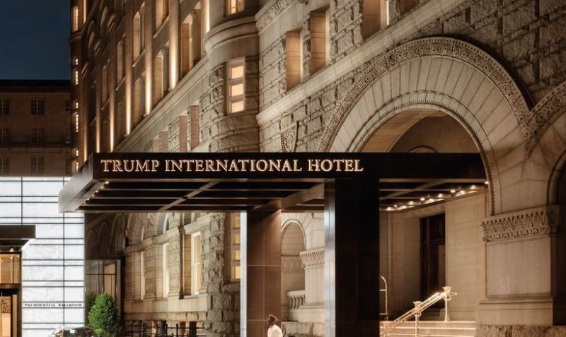 Telecom Giant Books Rooms At Trump Properties – $26 Billion Merger At Stake In Pay To Play