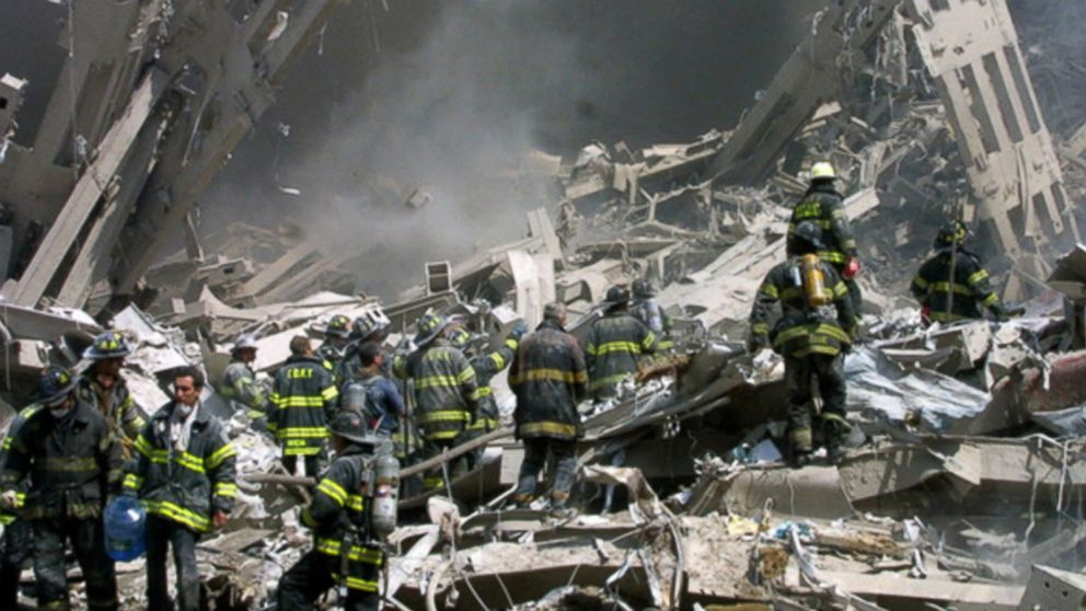 "Another Trump Doozy – Tells 9/11 First Responders He Spent ""A Lot Of Time"" At Ground Zero"