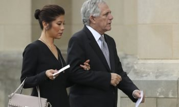 Les Moonves Starts A New Hollywood Company – Will Wife Julie Chen Follow Him There?