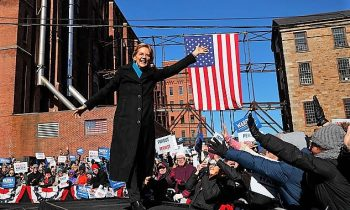 ELECTION 2020: Elizabeth Warren Officially Launches Her Bid For President
