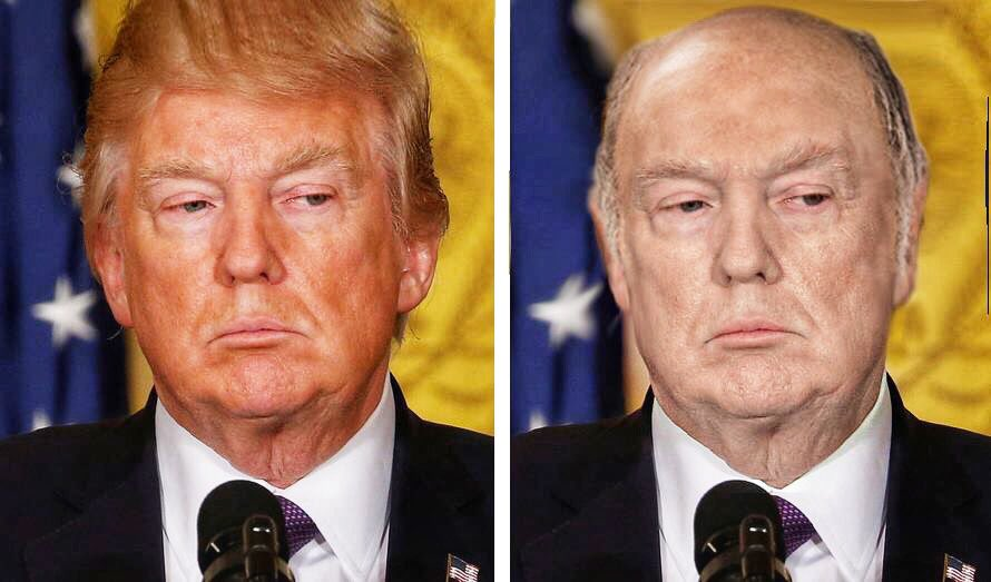 """The Real Donald"" Sets Social Media On Fire - How New Zealand Photographer Envisions Trump - Jim Heath TV"